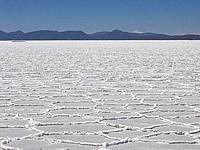 Salara Uyuni - Maior Planície Alagada do Mundo